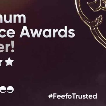 CaminoWays wins Feefo Platinum Trusted Service Award 2020