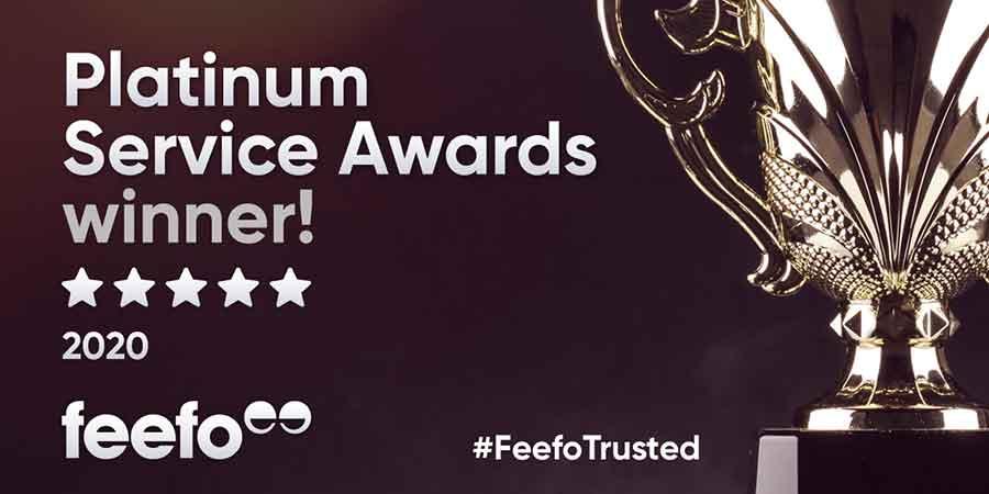 Feefo-Platinum-trusted-service-awards-caminoways-2020